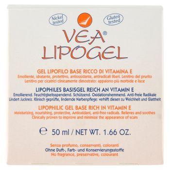 Vea, Lipogel gel lipofilo 50 ml