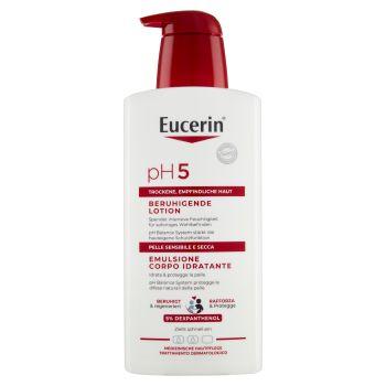Eucerin, pH5 Skin-Protection idratante corpo pelle sensibile 400 ml