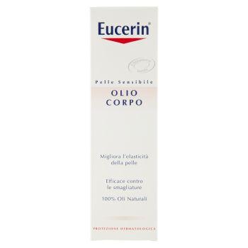 Eucerin, olio corpo pelle sensibile 125 ml