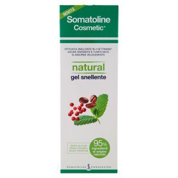 Somatoline Cosmetic, natural gel snallente 250 ml