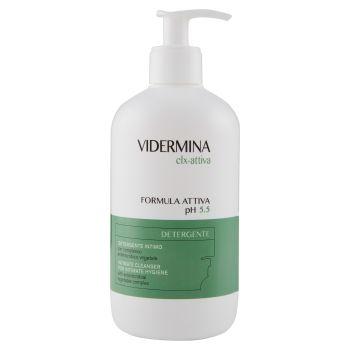 Vidermina, CLX-attiva detergente intimo 500 ml