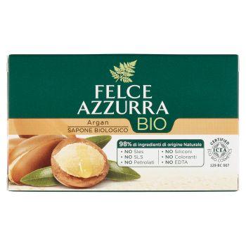 Felce Azzurra, Bio Argan sapone biologico 125 g