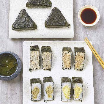 Esselunga, assortimento di onigiri 7 porzioni 770 g
