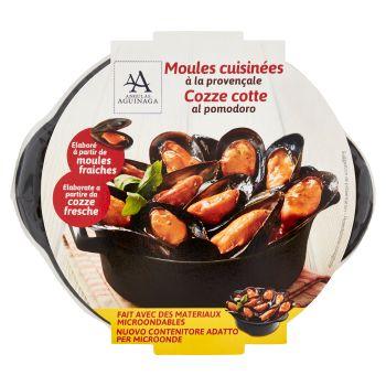 Angulas Aguinaga, cozze cotte al pomodoro 400 g