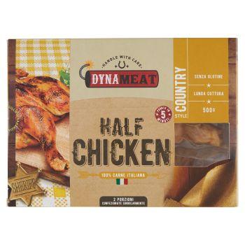 Tabachetti, Dynameat, Half Chicken Country Style 500 g