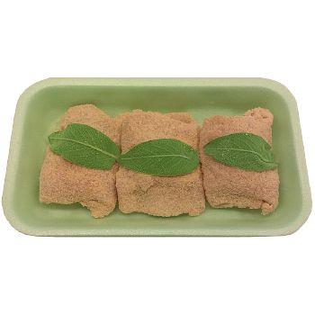 Esselunga, I Pronti da Cuocere pollo saltimbocca, 300 g