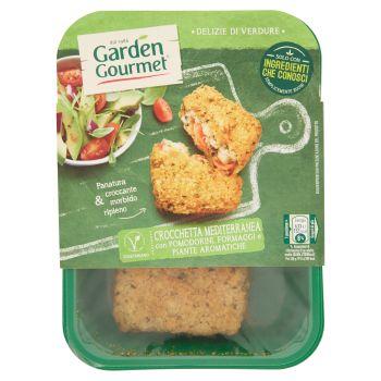 Garden Gourmet, crocchetta mediterranea 160 g