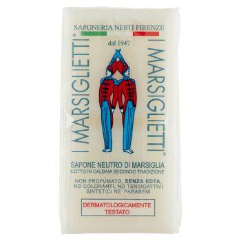 Nesti Dante, I Marsiglietti sapone neutro di marsiglia conf. 2x200 g