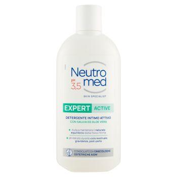 Neutromed, pH 3.5 Expert Active detergente intimo attivo 400 ml