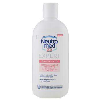 Neutromed, pH 5.5 Expert Sensitive Plus detergente intimo protettivo 400 ml
