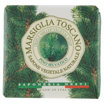 Saponeria Nesti, Marsiglia Toscano pino selvatico sapone 200 g