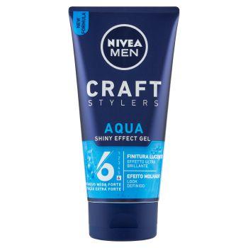 Nivea, Men Wet-look gel aqua 150 ml