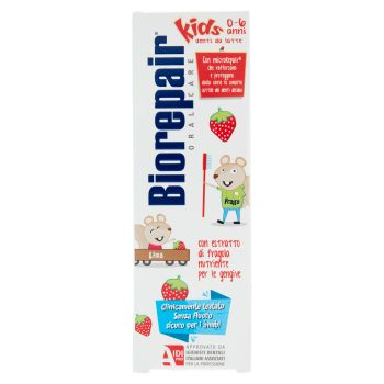 Biorepair, Junior 0-6 anni dentifricio 50 ml