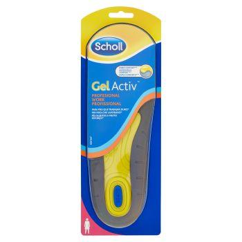 Scholl, GelActiv Work numero 35,5-40,5