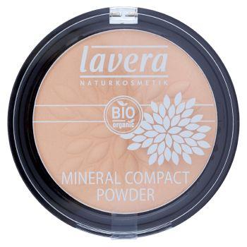 Lavera Bio Cipria minerale compatta ivory 01 7 g