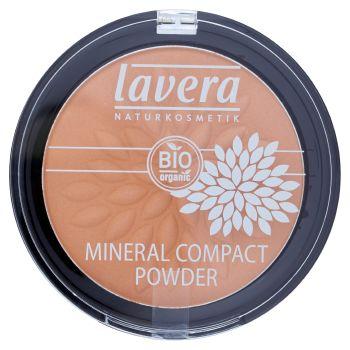 Lavera Bio Cipria minerale compatta honey 03 7 g