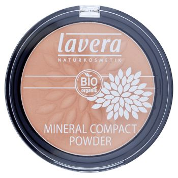 Lavera Bio Cipria minerale compatta almond 05 7 g