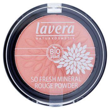 Lavera Bio Fard minerale compatto charming rose 01 5 g