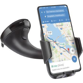 SBS Supporto da auto universale con porta USB