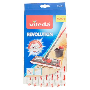 Vileda, Revolution 2in1 Microfibra