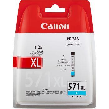 Canon Cartuccia d'inchiostro CLI-571xl, ciano