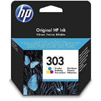 HP HP Cartuccia d'inchiostro Tricromia 303, ciano, magenta, giallo