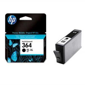 HP Cartuccia d'inchiostro 364, nero