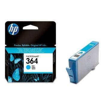 HP Cartuccia d'inchiostro 364, ciano