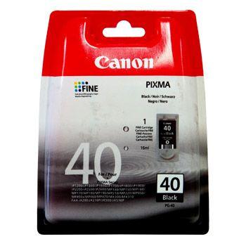 Canon Cartuccia d'inchiostro PG-40, nero