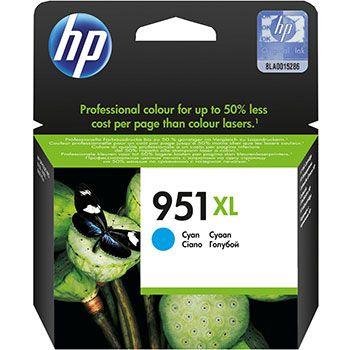 HP Cartuccia d'inchiostro 951XL, ciano