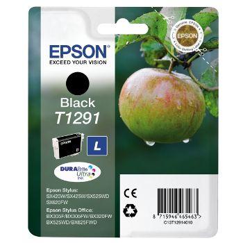 Epson Cartuccia d'inchiostro T1291 taglia L, nero