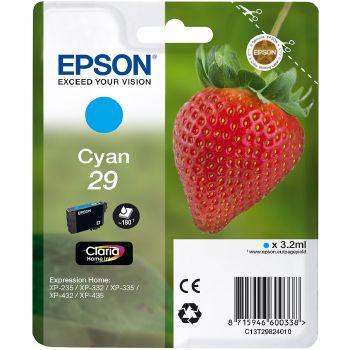 Epson Cartuccia d'inchiostro 29, ciano
