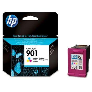 HP Cartuccia d'inchiostro Tricromia 901, ciano, magenta, giallo