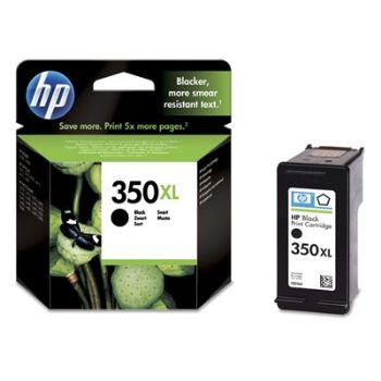 HP Cartuccia d'inchiostro 350XL, nero