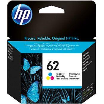 HP Cartuccia d'inchiostro 62, tricromia