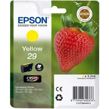 Epson Cartuccia d'inchiostro 29, giallo