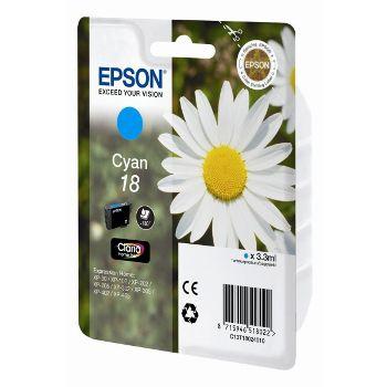 Epson Cartuccia d'inchiostro 18, ciano