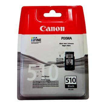 Canon Cartuccia d'inchiostro PG-510, nero