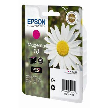 Epson Cartuccia d'inchiostro 18, magenta