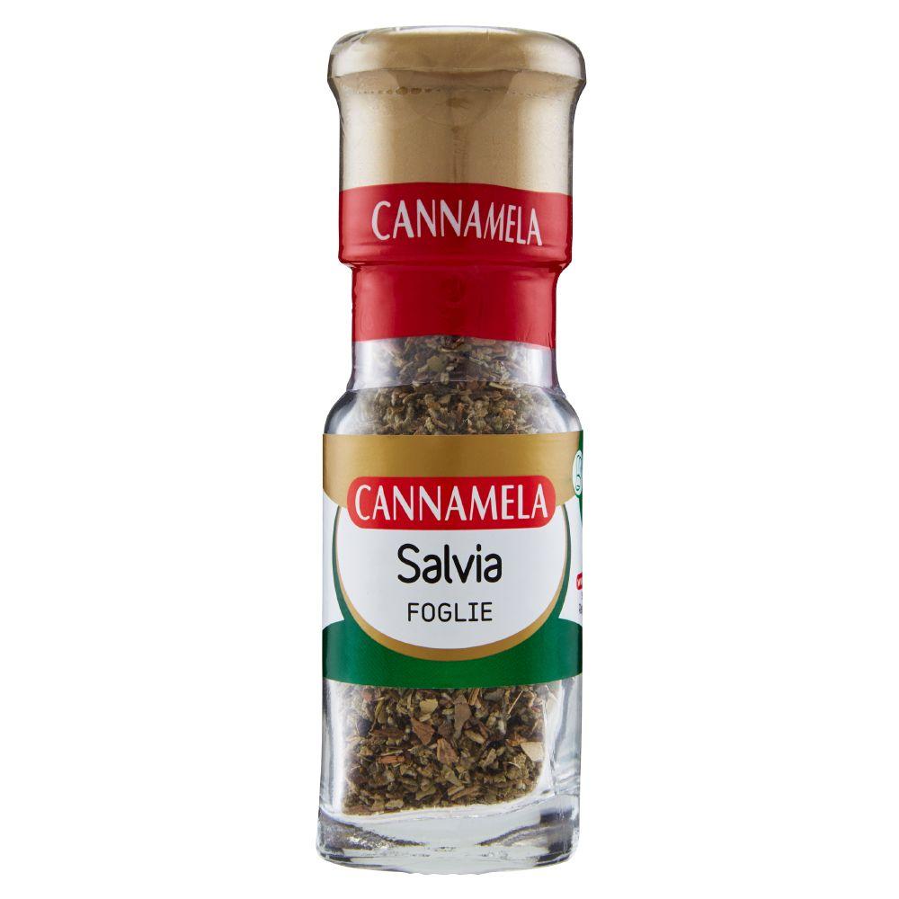 Cannamela - Salvia, Foglie