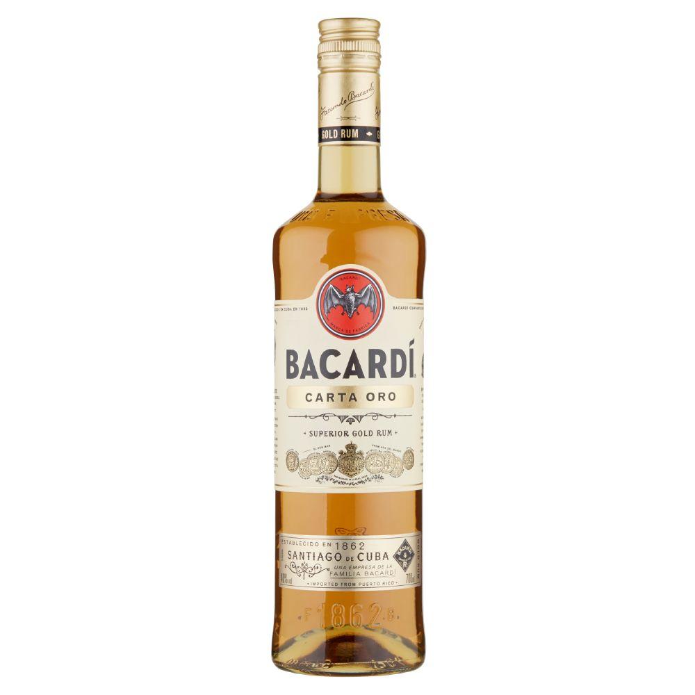 Bacardi, Carta Oro