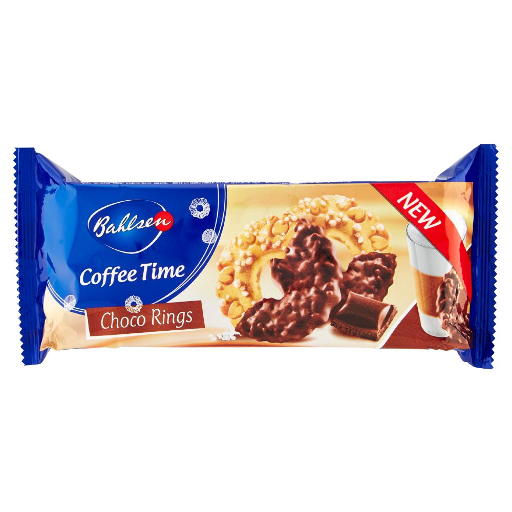 Bahlsen, Coffe Time Choco Rings