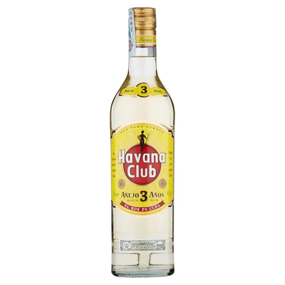 Havana club, Añejo 3 Años Rum