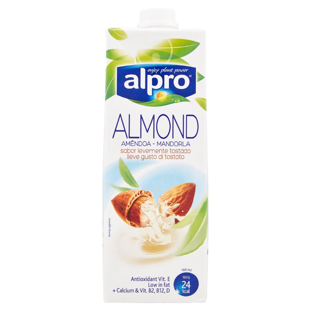 AlproSoya Latte di Mandorla