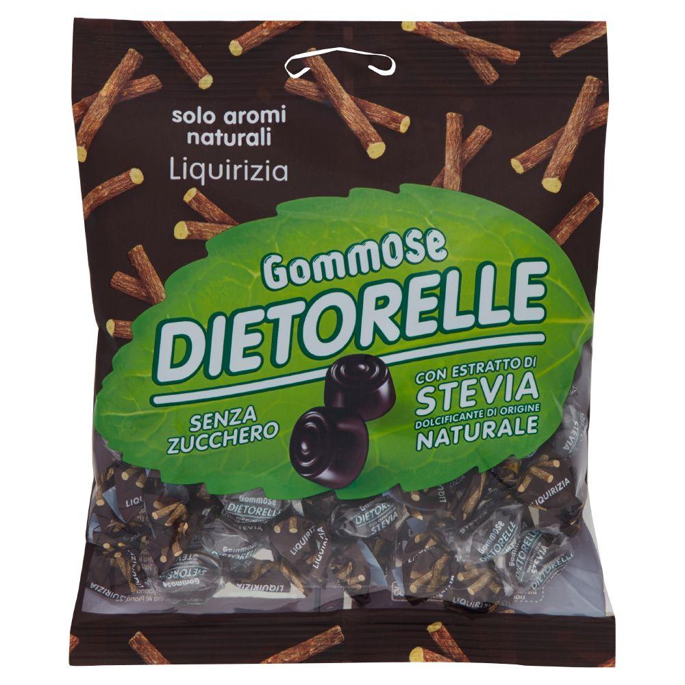 Dietorelle Gommose Liquirizia