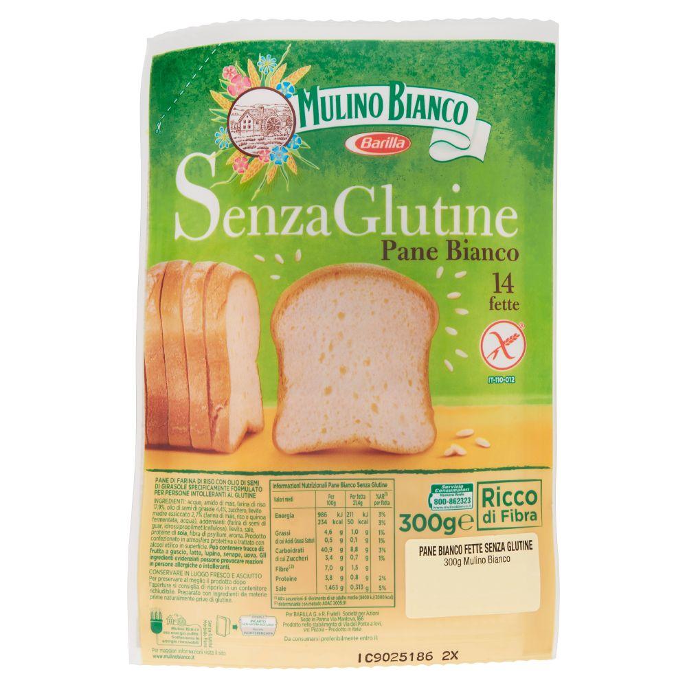 Mulino Bianco Pan Carrè - 16 Fette