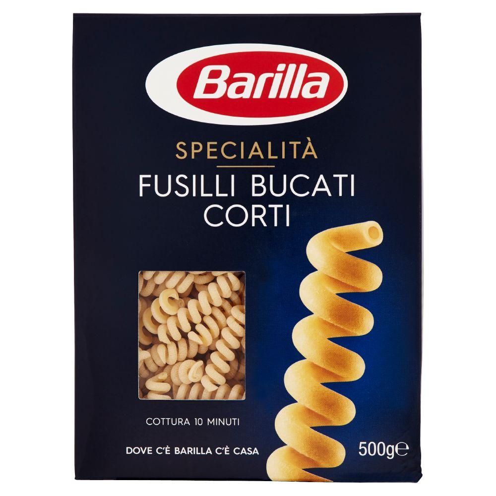 Barilla - Specialitã, Fusilli Bucati Corti