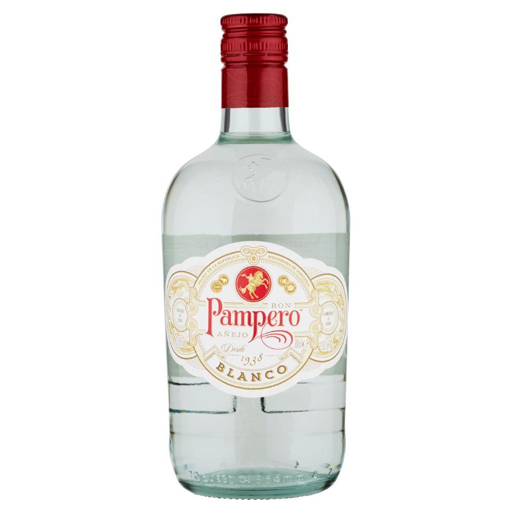 Pampero, Blanco