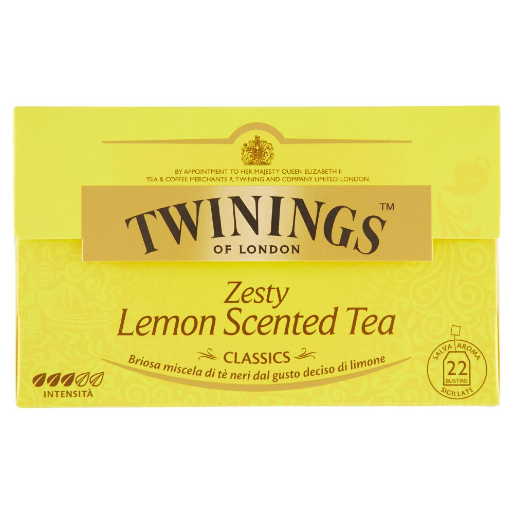 Twinings Classics Lemon Scented Tea