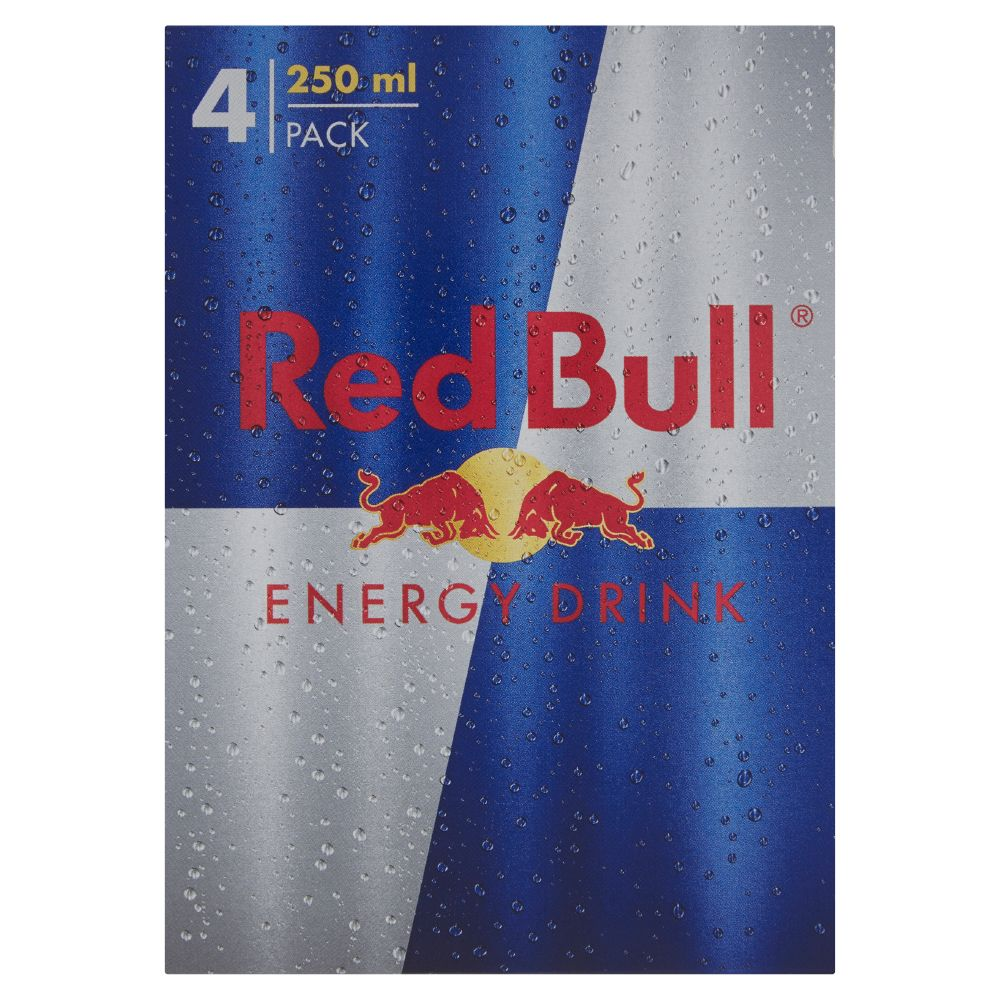 Red Bull, Energy drink